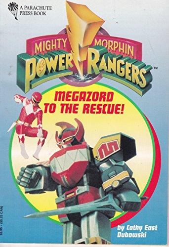 9780448408309: Megazord to the Rescue!