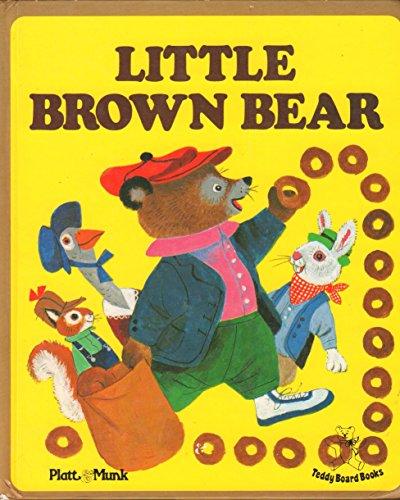 9780448408699: Little Brown Bear