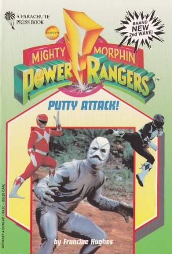 9780448409306: Putty Attack! (Mighty Morphin Power Rangers)