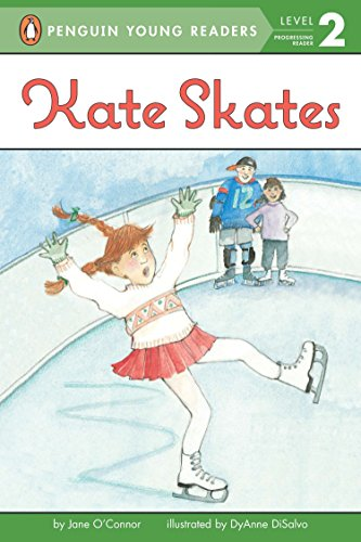 9780448409351: Kate Skates (Penguin Young Readers, Level 2)