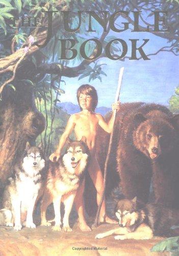 The Jungle Book (Illustrated Junior Library): Rudyard Kipling