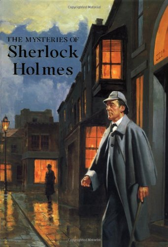 9780448409573: The Mysteries of Sherlock Holmes (Illustrated Junior Library)