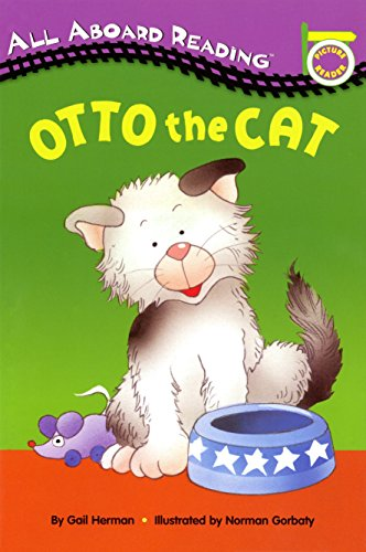 9780448409689: Otto the Cat: A Picture Reader/With 24 Flash Cards
