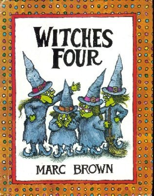 9780448410791: Witches Four (Sunny Day Books)