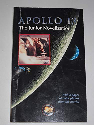 9780448411200: Apollo 13: The Junior Novelization