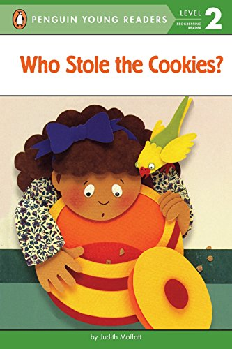 9780448411279: Who Stole the Cookies? (Penguin Young Readers, Level 2)