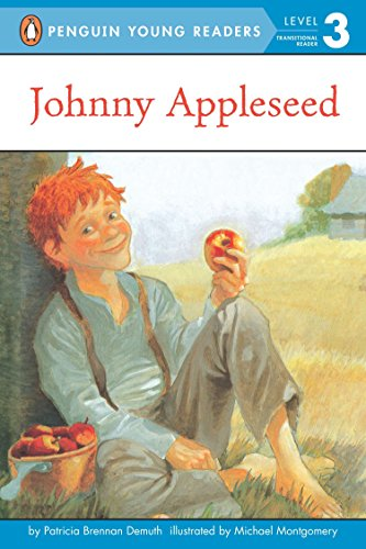9780448411309: Johnny Appleseed (Penguin Young Readers, Level 3)