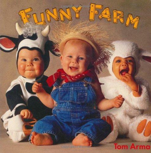 9780448411385: Funny Farm (Photo Baby Board Books)