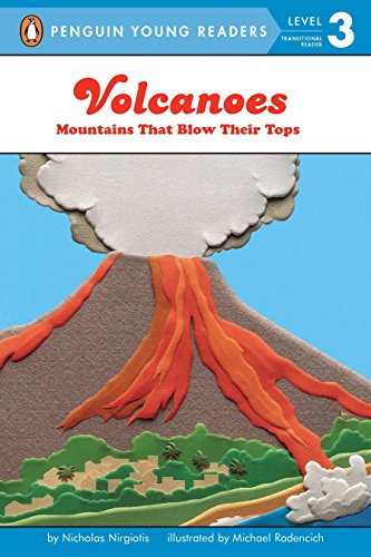 9780448411439: Volcanoes: Mountains That Blow Their Tops (Penguin Young Readers, Level 3)