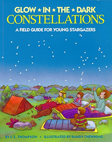9780448412535: Glow-In-The-Dark Constellations: A Field Guide for Young Stargazers