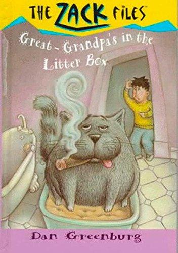 9780448412603: Zack Files 01: My Great-grandpa's in the Litter Box (The Zack Files)