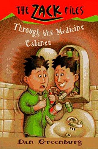 Zack Files 02: Through the Medicine Cabinet (The Zack Files) (9780448412627) by Dan Greenburg; Jack E. Davis
