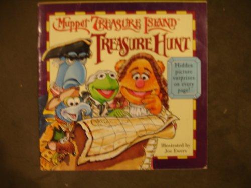 9780448412771: Muppet treasure island: treasure hunt (Muppets)