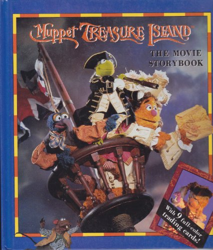 9780448412801: Muppet treasure island: the movie storybook (Muppets)