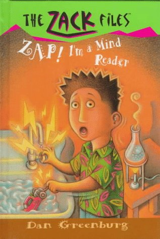 Zack Files 04: Zap! I'm a Mind Reader (9780448412924) by Dan Greenburg; Jack E. Davis