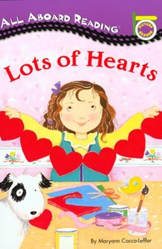 9780448413044: Lots of Hearts (All Aboard Picture Reader)