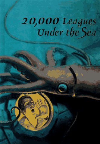 9780448413075: 20,000 Leagues Under the Sea (Illustrated Junior Library)