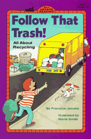 9780448413143: Follow That Trash! (All Aboard Reading)