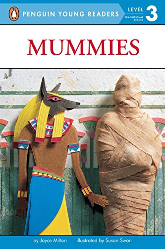 9780448413259: Mummies (Penguin Young Readers, Level 3)