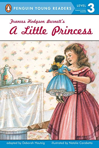 9780448413273: A Little Princess (All Aboard Reading, Level 3, Grades 2-3)