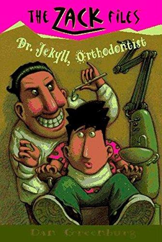 Zack Files 05: Dr. Jekyll, Orthodontist (The Zack Files) (9780448413389) by Dan Greenburg; Jack E. Davis