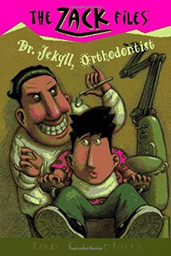9780448413389: Zack Files 05: Dr. Jekyll, Orthodontist (The Zack Files)