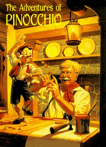 9780448414799: The Adventures of Pinocchio (Illustrated Junior Library)