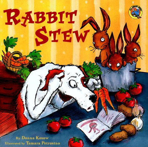 9780448414935: Rabbit Stew (All Aboard Books)