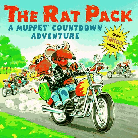 9780448415611: The Rat Pack (Muppets)