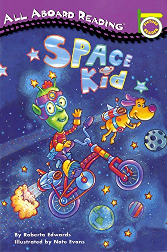 9780448415666: Space Kid (All Aboard Picture Reader)