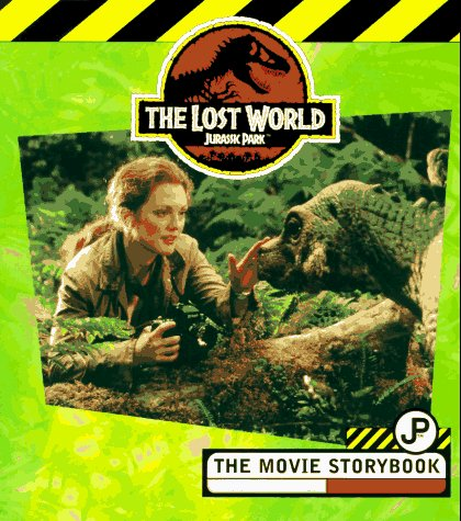 9780448415734: The Lost World: The Movie Storybook