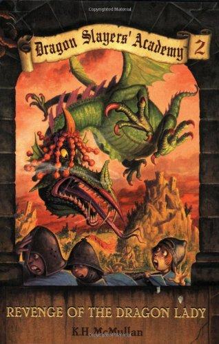 9780448415932: Revenge of the Dragon Lady (Dragon Slayers' Academy, Book #2)