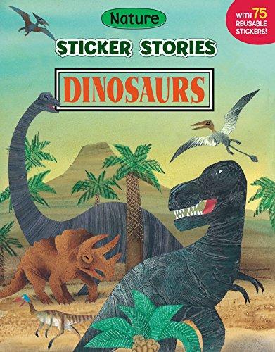9780448415987: Dinosaurs (Sticker Stories)
