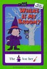 9780448416144: Where Is My Broom? (All Aboard Reading. Picture Reader)
