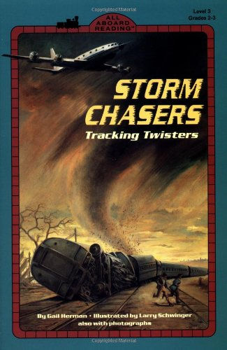9780448416243: Storm Chasers (All Aboard Science Reader)