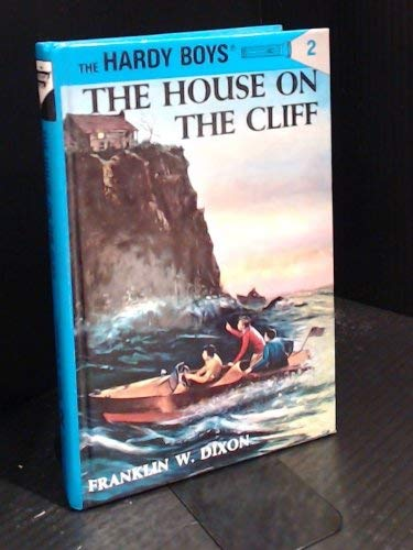 9780448416724: The House on the Cliff, the Hardy Boys #2