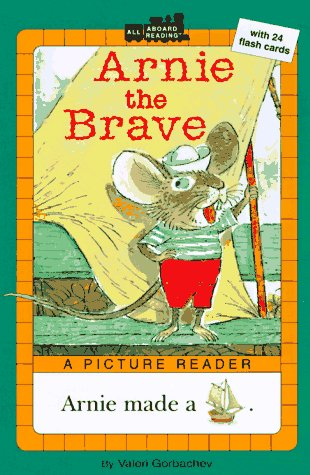 9780448417011: Arnie the Brave (All Aboard Reading. Picture Reader.)