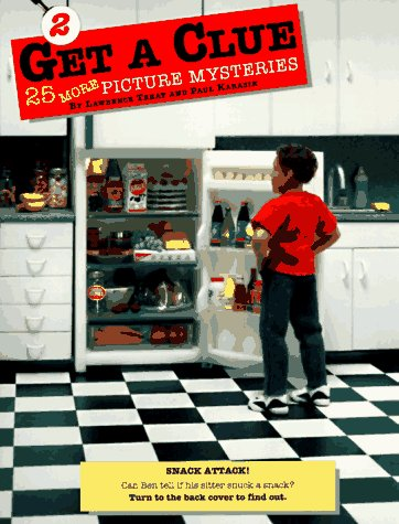 9780448417059: Get a Clue: 25 More Picture Mysteries