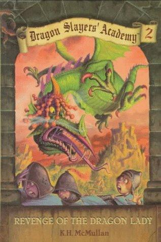 9780448417288: Dragon Slayers' Academy 02: Revenge of the Dragon Lady: GB