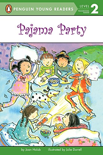 9780448417394: Pajama Party (Penguin Young Readers, Level 2)