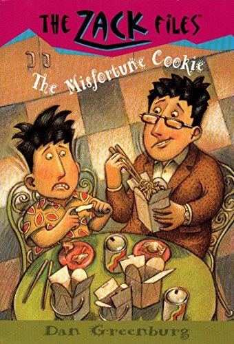 Zack Files 13: the Misfortune Cookie (The Zack Files) (9780448417486) by Dan Greenburg