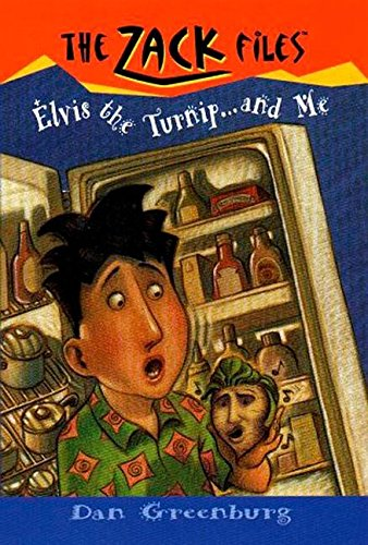 9780448417493: Elvis, the Turnip, and Me (The Zack Files #14)