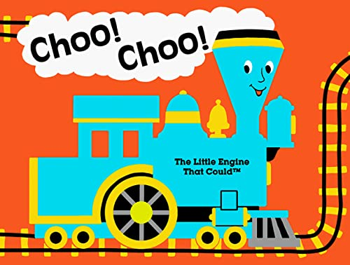 9780448418308: Choo! choo! the little engine that could