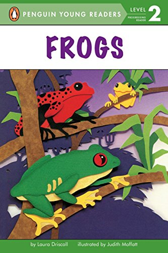 9780448418391: Frogs: All Aboard Science Reader Station Stop 1 (Penguin Young Readers, Level 2)