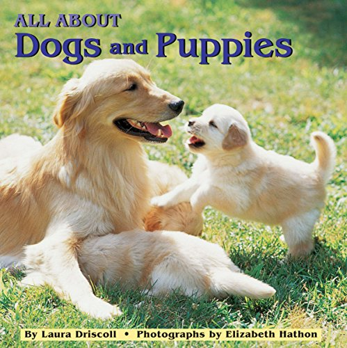 9780448418414: All About Dogs and Puppies (Reading Railroad)