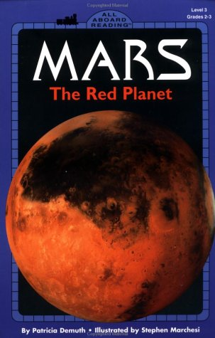 9780448418438: Mars (All Aboard Science Reader)