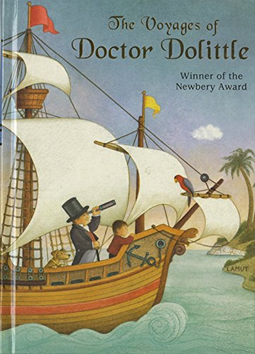 9780448418636: The Voyages of Doctor Dolittle (Illustrated Junior Library)