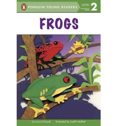 9780448418681: Frogs (All Aboard Reading, Level 1)