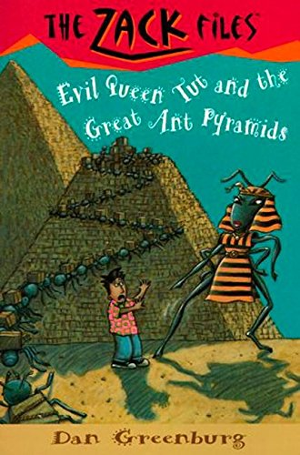 9780448418766: Evil Queen Tut and the Great Ant Pyramids (The Zack Files, No. 16)