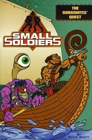 9780448418827: The Gorgonites' Quest (Small Soldiers)